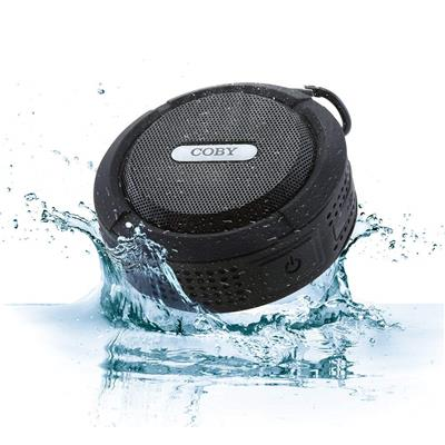 PARLANTE BLUETOOTH COBY RUGGED GEAR CSBT-328 NEGRO IPX5