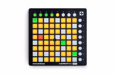 CONTROLADOR NOVATION MINI MK2 LAUNCHPAD