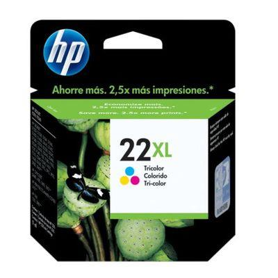 CARTUCHO HP 22XL ORIGINAL COLOR