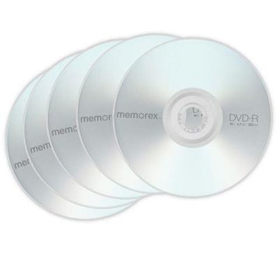 CD MEMOREX PRINTABLE 8X