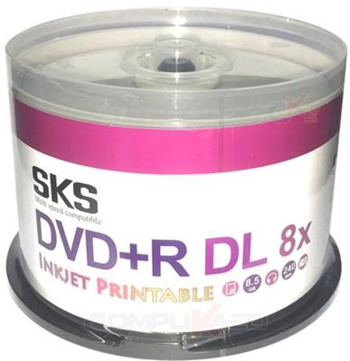 DVD DUAL LAYER SKS PRINTABLE