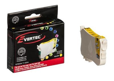 CARTUCHO EVERTEC EPSON T103 AMARILLO