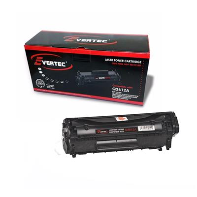 TONER EVERTEC HP Q2612A