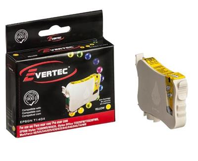 CARTUCHO EVERTEC EPSON T140 AMARILLO