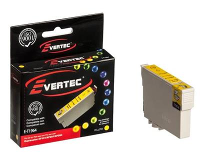 CARTUCHO EVERTEC EPSON 196 AMARILLO