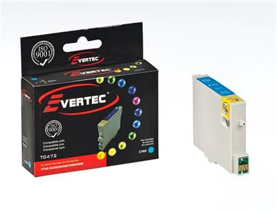 PACK CARTUCHO EVERTEC T0472/T0461/T0473/T0474