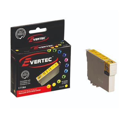 CARTUCHO EVERTEC EPSON 734 AMARILLO
