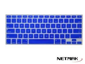 PROTECTOR TECLADO P/ MACBOOK AIR NETMAK NM-PK16B