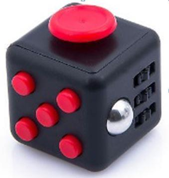 SPINNER STRES CUBO