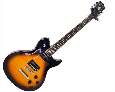 GUITARRA ELECTRICA WASHBURN WIPRO FTSB LES PAUL