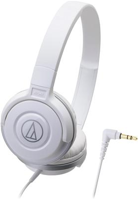 AURICULAR AUDIO TECHNICA ATH S100 PLEGABLE DE VINCHA BLANCO