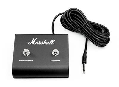 FOOTSWITCH MARSHALL 2 WAY PEDL-90010