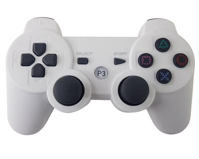 JOYSTICK PLAY 3 REPLICA DUALSHOCK PS3 BLANCO