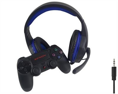 COMBO AURICULARES NM-INFINITY Y JOYSTICK SENON PS4