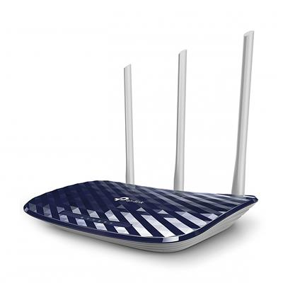 ROUTER WIFI TP-LINK AC750 ARCHER C20 DUAL BAND 3 ANT