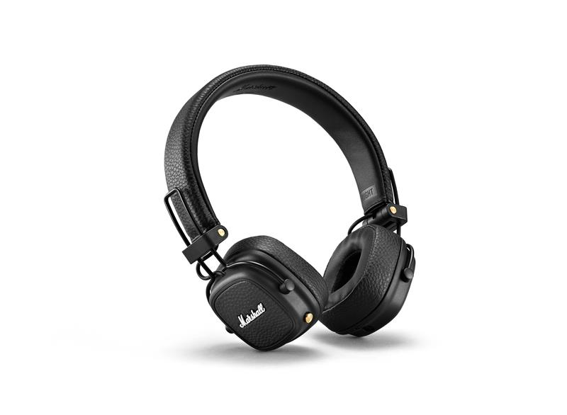 AURICULAR BLUETOOTH MARSHALL MAJOR III INALAMBRICO BT NEGRO
