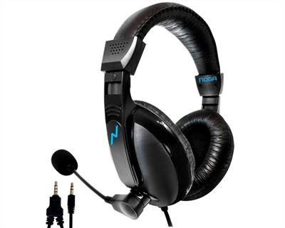 AURICULARES GAMER STORMER ST-1688 NOGA PC CONSOLAS