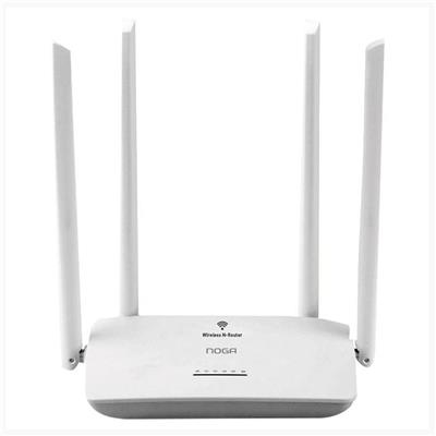 ROUTER WIFI 4 ANTENAS 300MBPS NOGA NG-WR08