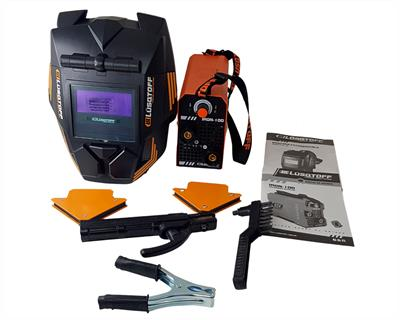KIT SET SOLDADORA INVERTER LUSQTOFF IRON 100